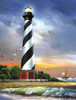Cape Hatteras Lighthouse - 500pc Jigsaw Puzzle By Sunsout