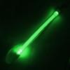 Hi Visibility LED Dog Leash - Green (w xtra batts)