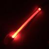 Hi Visibility LED Dog Leash - Orange (w xtra batts)