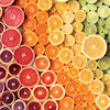 Brittany Wright: Citrus Gradient - 750pc Jigsaw Puzzle by Ceaco
