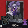 The Nightmare Before Christmas: Jack and Zero - 300 Large Piece Puzzle by Ceaco