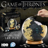 Game of Thrones Globe : 9 inch - 540pc Puzzle by 4D Cityscape