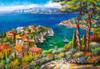 Cote d'Azur - 1500pc Jigsaw Puzzle By Castorland