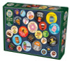 Buttons - 1000pc Jigsaw Puzzle By Cobble Hill