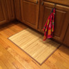Bamboo Non-Skid Floor Mat by Sustainable Simplicity