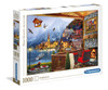Hallstatt - 1000pc Jigsaw Puzzle by Clementoni