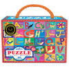 Animal Alphabet - 20pc Jigsaw Puzzle by eeBoo