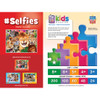 Selfies: Safari Sillies - 200pc Jigsaw Puzzle by Masterpieces