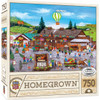Homegrown: Sunny Farms - 750pc Jigsaw Puzzle by Masterpieces