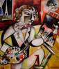Chagall: Self Portrait - 1000pc Jigsaw Puzzle by Piatnik