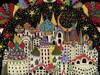 Daria Hlazatova: Imaginary City - 300pc Large Format Jigsaw Puzzle by Pomegranate