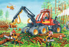 Diggers at Work - 2x24pc Multipack Jigsaw Puzzle By Ravensburger