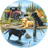Camping Trip - 500pc Jigsaw Puzzle By Sunsout