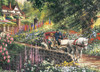 Carriage Ride - 275pc Easy Handling Puzzle by Cobble Hill