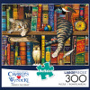 Charles Wysocki: Frederick the Literate - 300pc Large Format Jigsaw Puzzle by Buffalo Games