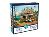 Charles Wysocki: Proud Lil' Angler - 1000pc Jigsaw Puzzle by Buffalo Games