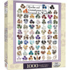 Gemstones - 1000pc Jigsaw Puzzle by Masterpieces