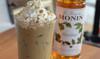 Monin Classic Syrup - 1L Plastic Bottle: Hazelnut