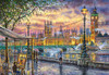 Inspirations of London - 1000pc Jigsaw Puzzle By Castorland
