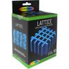 Lattice - Metal Interlocking Puzzle by Puzzle Master