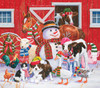 Ready for Winter - 300pc Large Format Jigsaw Puzzle By Sunsout