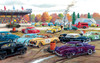 Demolition Derby - 550pc Jigsaw Puzzle By Sunsout