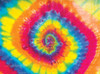 Rainbow Tie-dye - 1000pc Jigsaw Puzzle By Serious Puzzles