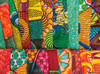 Colorful Textiles - 1000pc Jigsaw Puzzle By Serious Puzzles