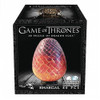 Game of Thrones Single Dragon Egg - 3d 80pc Jigsaw Puzzle by 4D Cityscape