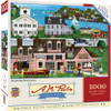 Poulin: Hammock Bay - 1000pc EZ Grip Jigsaw Puzzle By Masterpieces