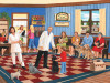 The Veterinarian - 300pc Large Format Jigsaw Puzzle By Sunsout
