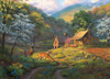 Country Blessings - 1000pc Jigsaw Puzzle by Cobble Hill
