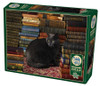 Library Cat - 1000pc Jigsaw Puzzle by Cobble Hill