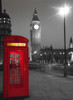 Clementoni London Phone Box Jigsaw Puzzle