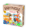 Vehicles - Baby Jigsaw Puzzle by D-Toys