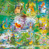 Mordillo: Wildlife - 1000pc Jigsaw Puzzle By Heye