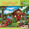 Waterfront - 750pc Jigsaw Puzzle by Masterpieces