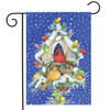 Cardinal Lights - Garden Flag by Toland