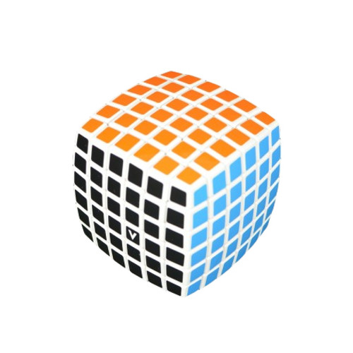6 x 6 Pillowed Puzzle Cube by V-CUBE