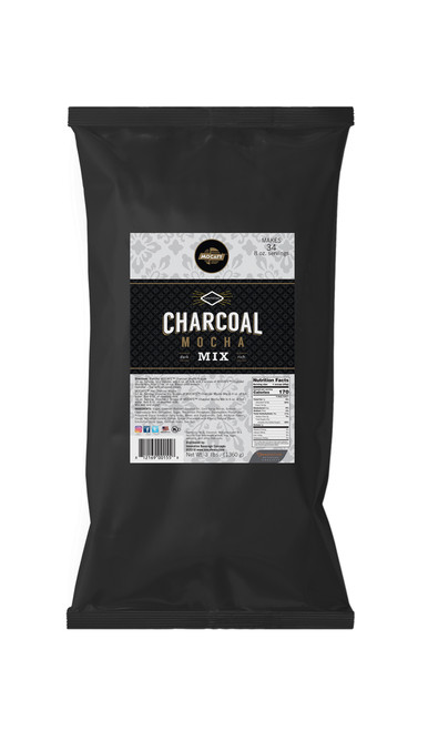 MoCafe - Charcoal Mocha - 3 lb. Bulk Bag