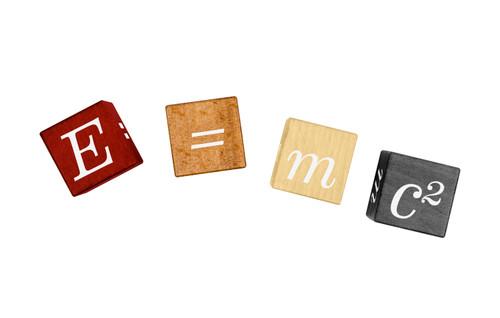 Einstein: Puzzle Cubes - Brain Teaser by Professor Puzzle