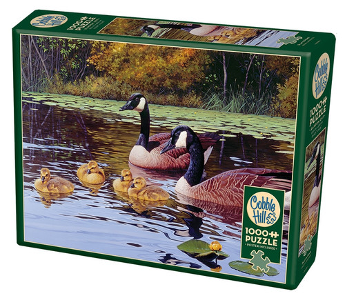 Platts Pond - 1000pc Jigsaw Puzzle By Cobble Hill