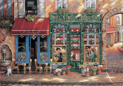 Palais des Fleurs - 1500pc Jigsaw Puzzle by Educa