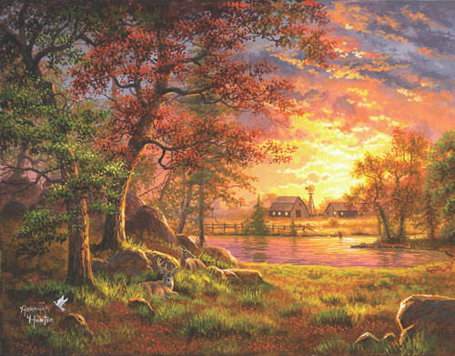 A Place to Call Home - 1000pc Jigsaw Puzzle By Sunsout