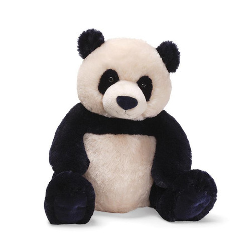 "Zi-Bo - 17"" Panda By Gund"
