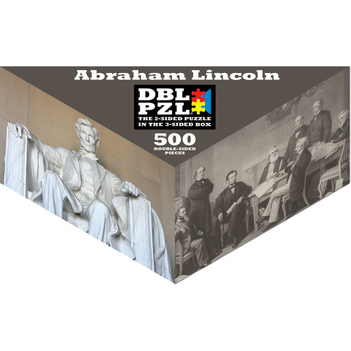 Jigsaw Puzzles - Abraham Lincoln