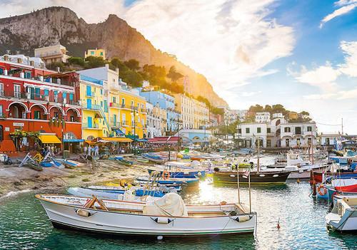 Capri - 1500pc Jigsaw Puzzle by Clementoni