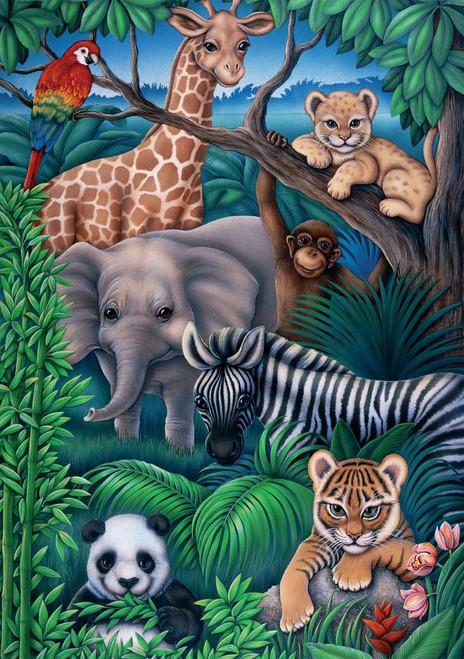 Jigsaw Puzzles for Kids - Animal Kingdom