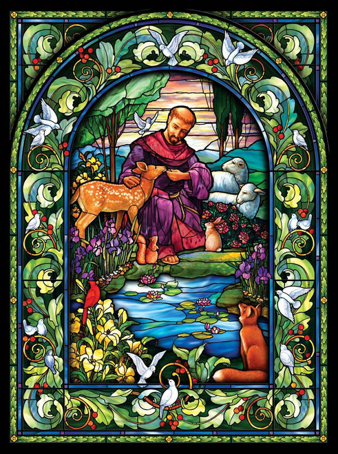 Jigsaw Puzzles - St. Francis