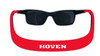 Hoven Monix Black-Red | Grey Polarized